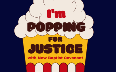 """Join us for a """"Friend-Raiser""""! We're #PoppingForJustice"""